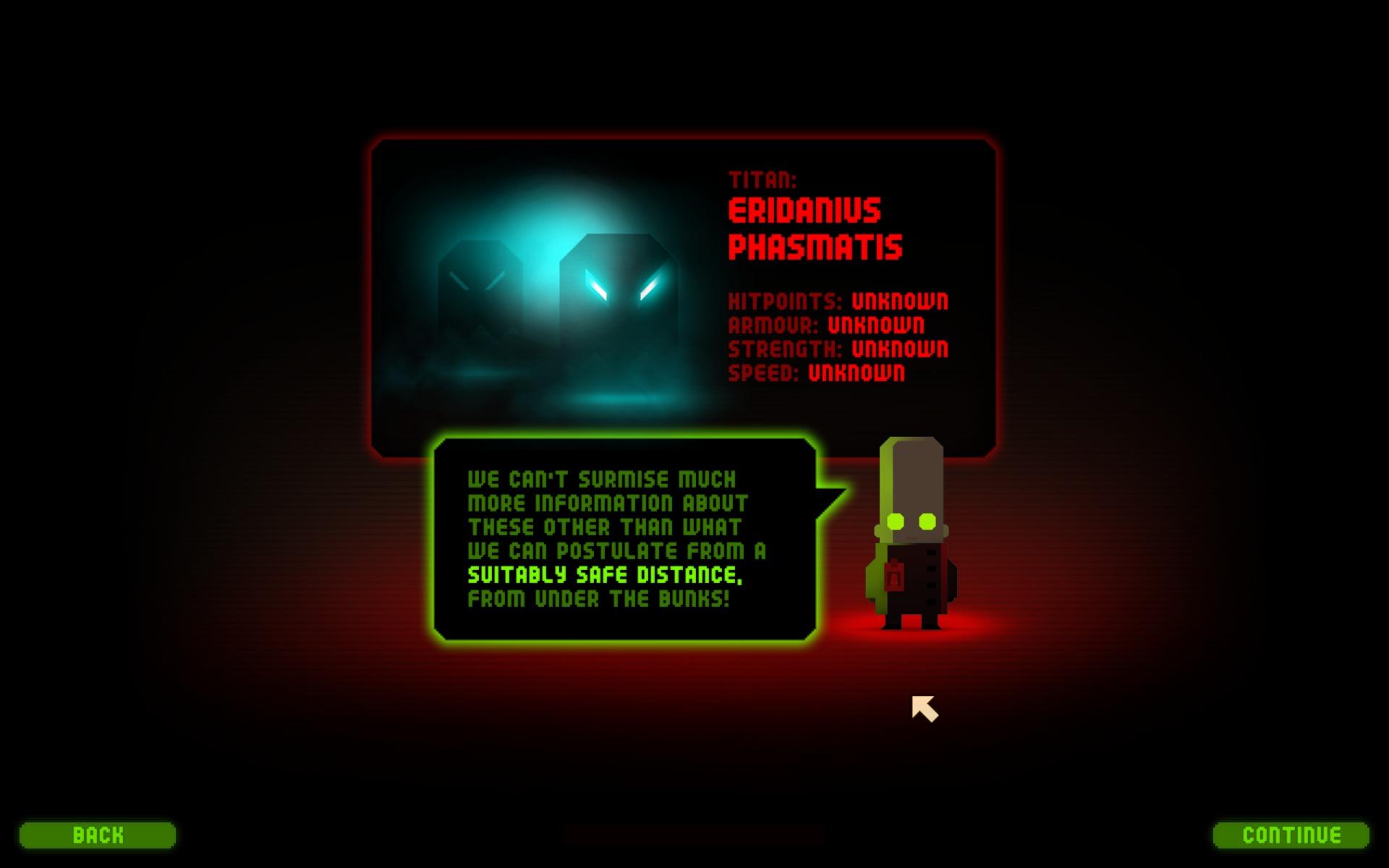 Revenge of the Titans: Soundtrack screenshot
