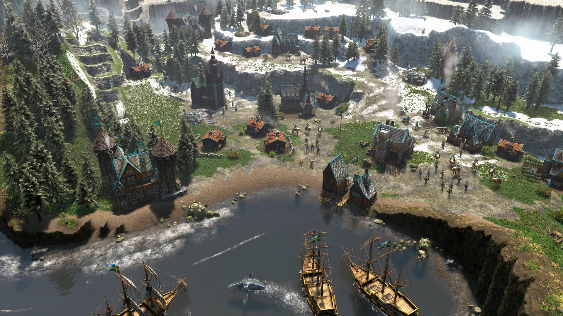 Age of Empires III: Definitive Edition screenshot