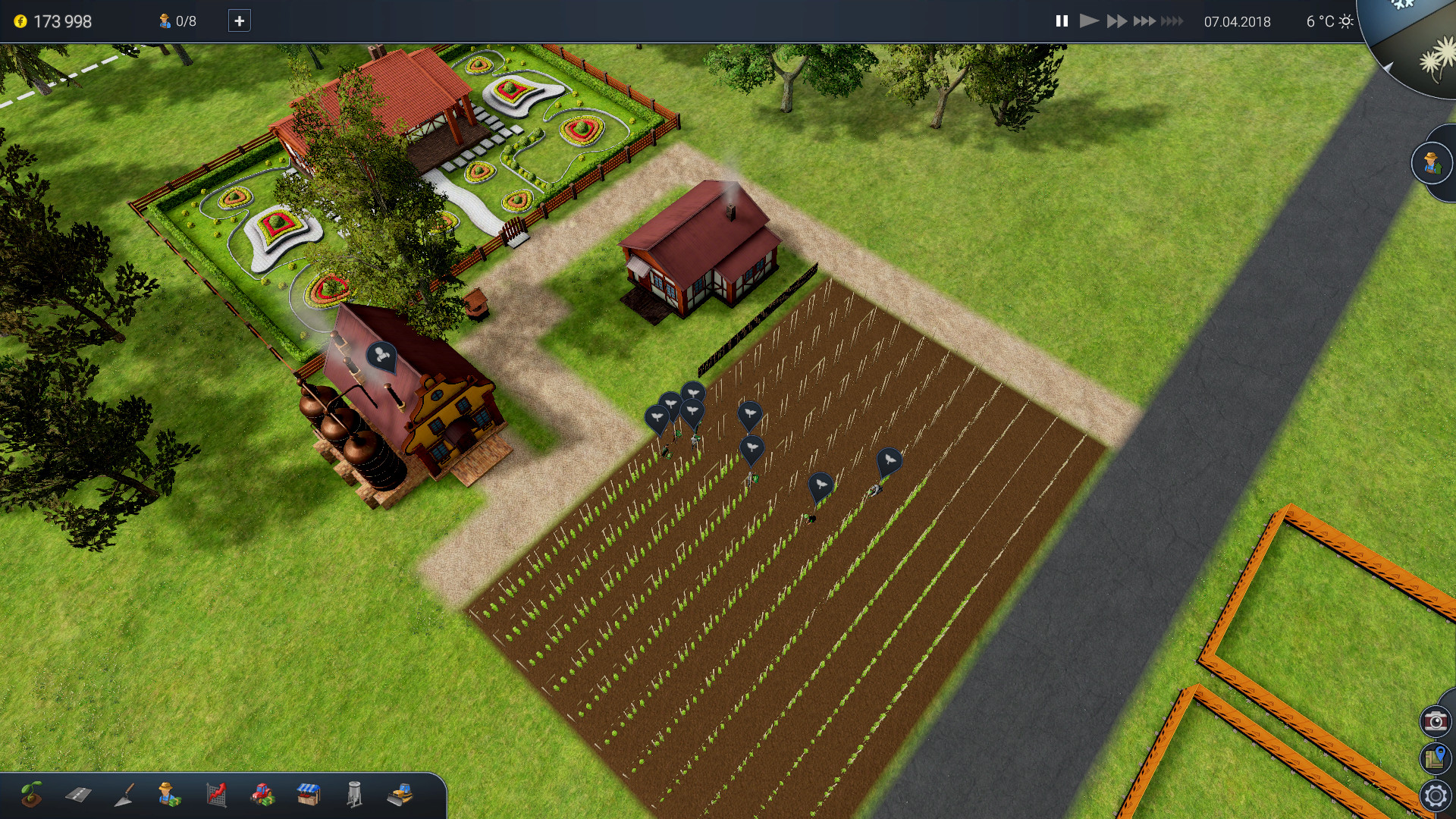 Farm Manager 2018 - Brewing & Winemaking DLC screenshot