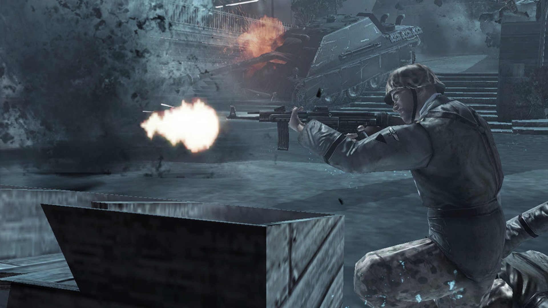Company of Heroes: Opposing Fronts screenshot