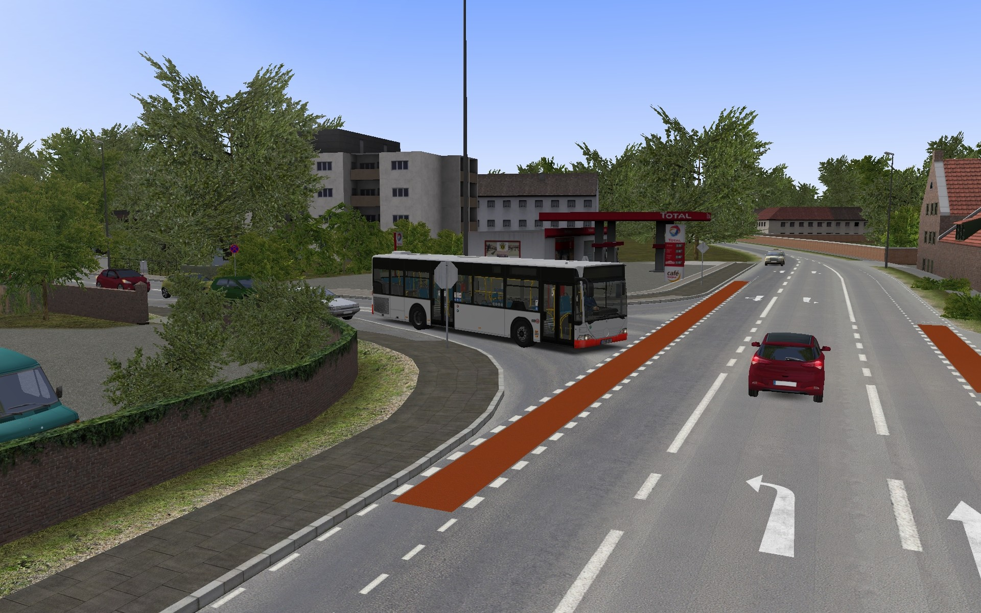 OMSI 2 Add-On Köln screenshot