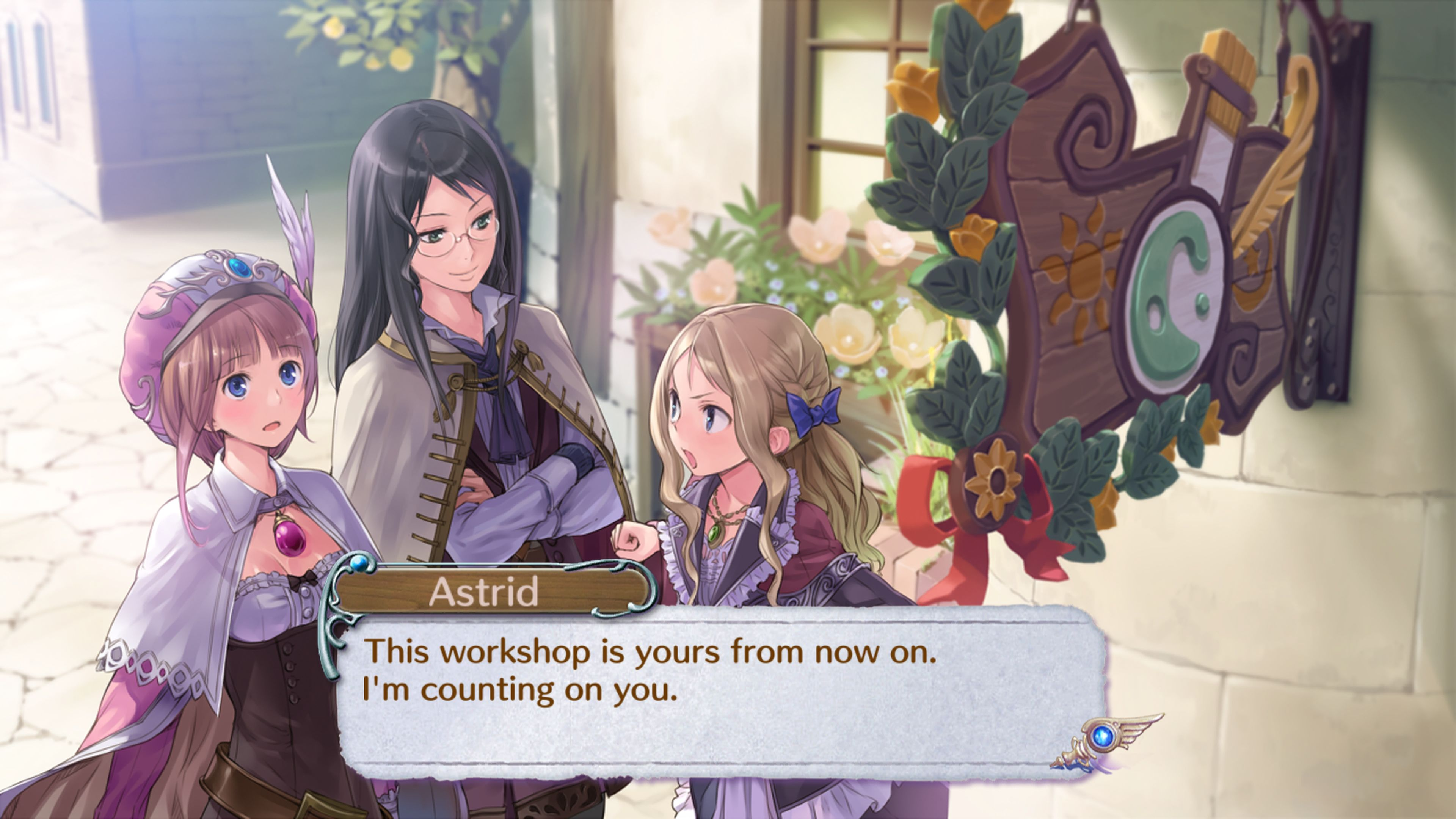 Atelier Rorona ~The Alchemist of Arland~ DX - ロロナのアトリエ ~アーランドの錬金術士~ DX screenshot