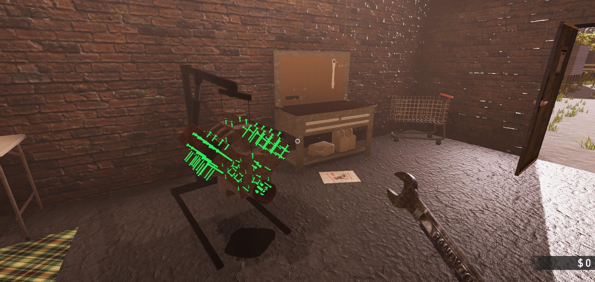 Trailer park mechanic screenshot