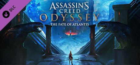 Allgamedeals.com - Assassin's CreedⓇ Odyssey - The Fate of Atlantis - STEAM