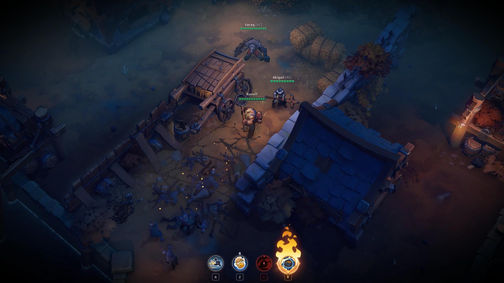 Darksburg screenshot
