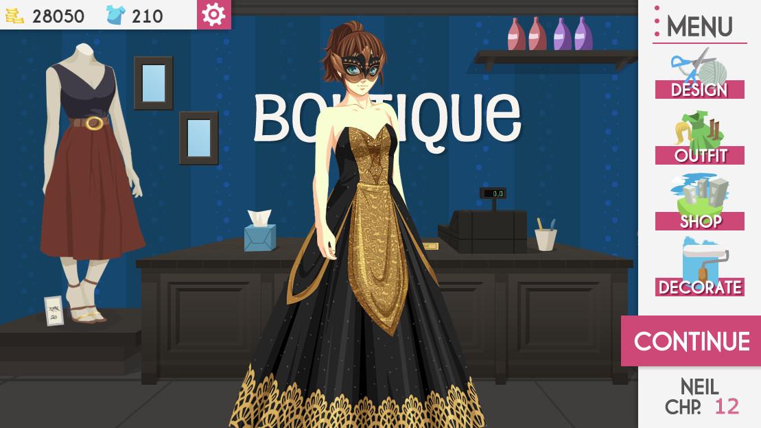 Tailor Tales screenshot