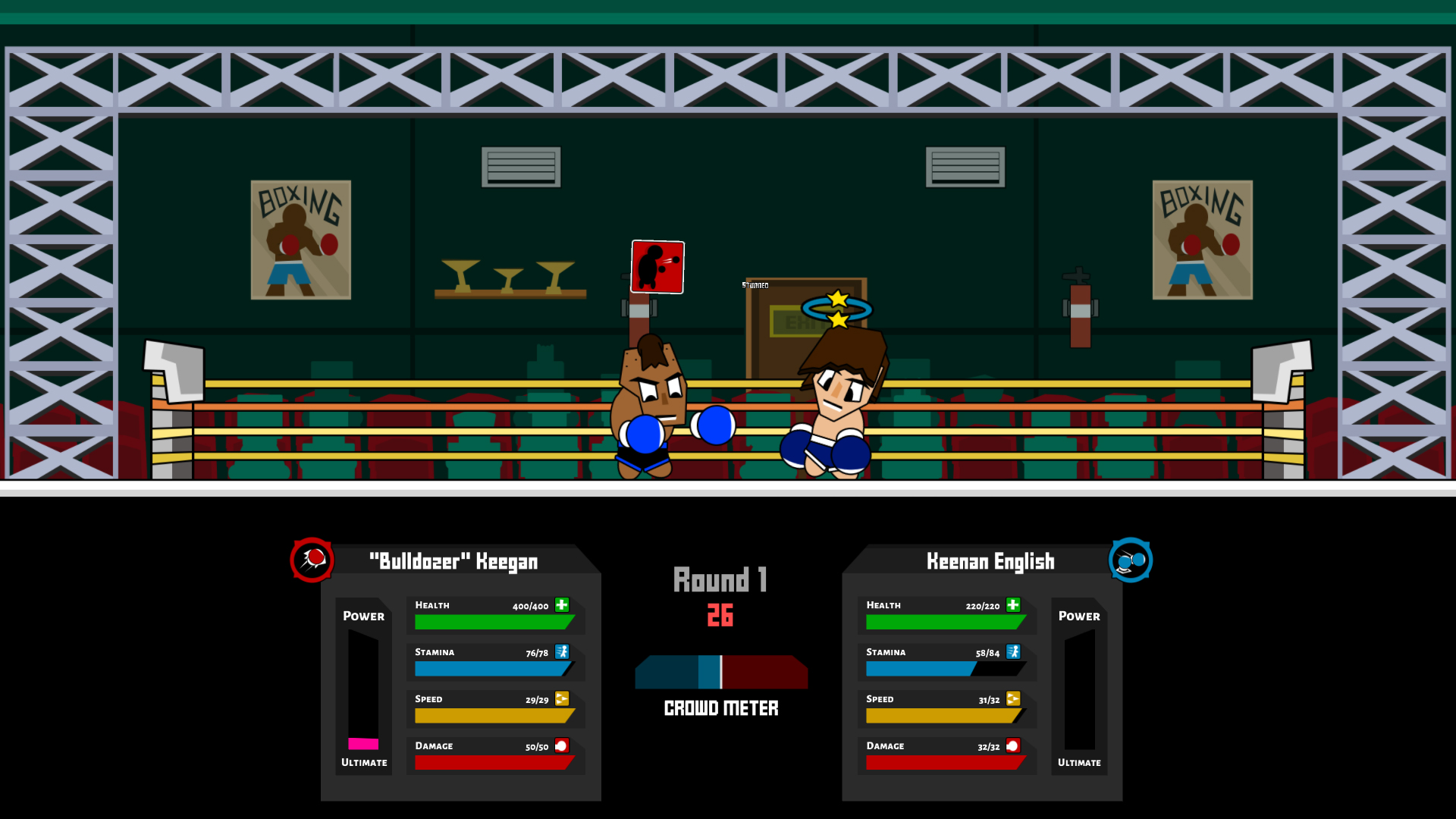 Boxing School screenshot