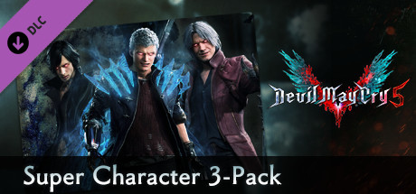 Allgamedeals.com - Devil May Cry 5 - Super Character 3-Pack - STEAM