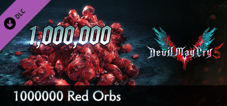 Allgamedeals.com - Devil May Cry 5 - 1000000 Red Orbs - STEAM