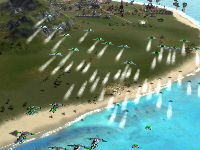 Supreme Commander: Forged Alliance screenshot