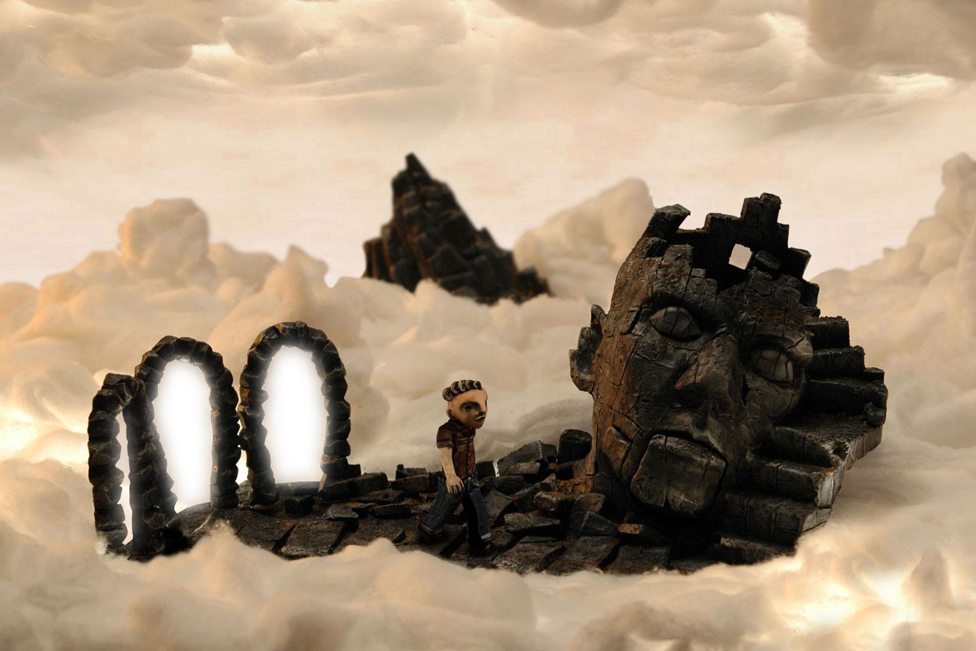 The Dream Machine: Chapter 1 & 2 screenshot