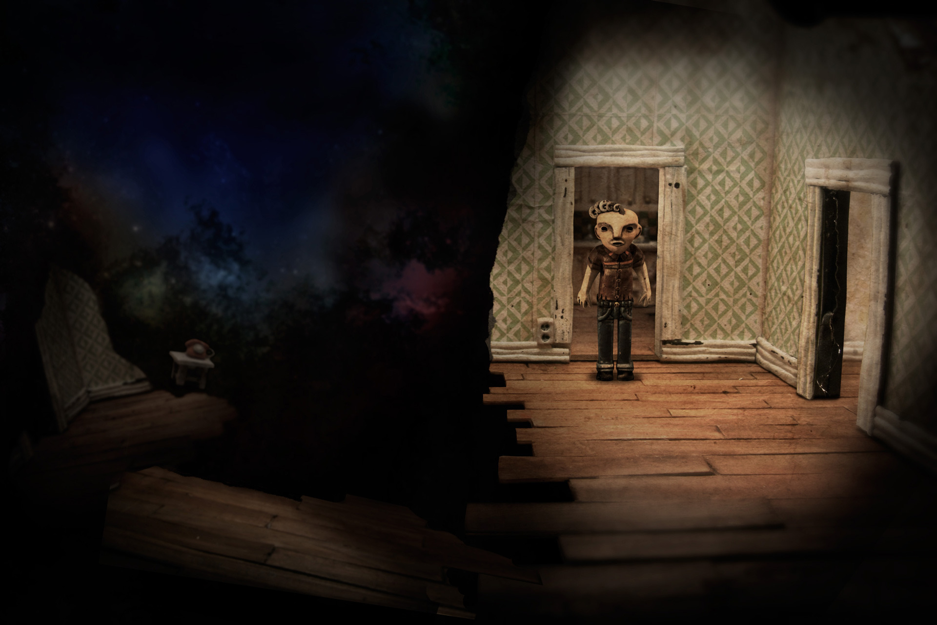 The Dream Machine: Chapter 4 screenshot