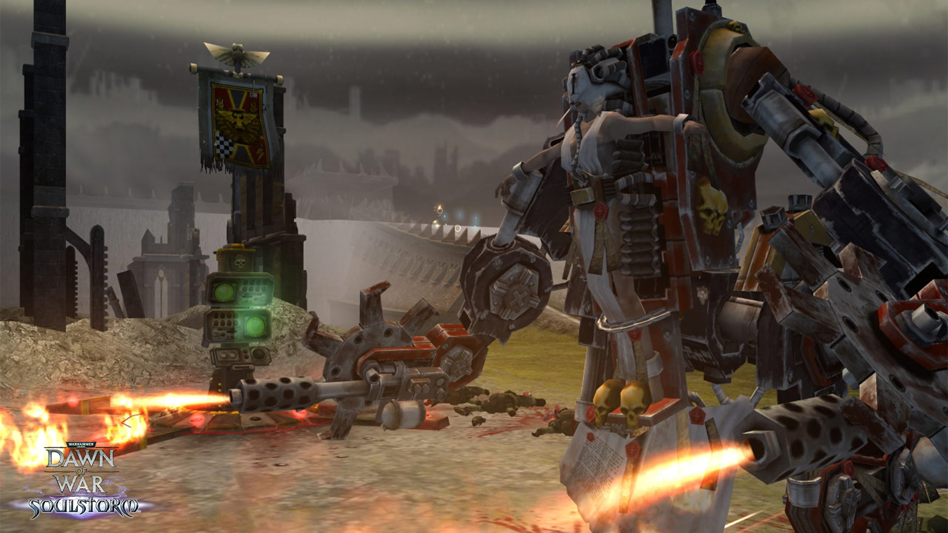 Warhammer 40,000: Dawn of War - Soulstorm screenshot
