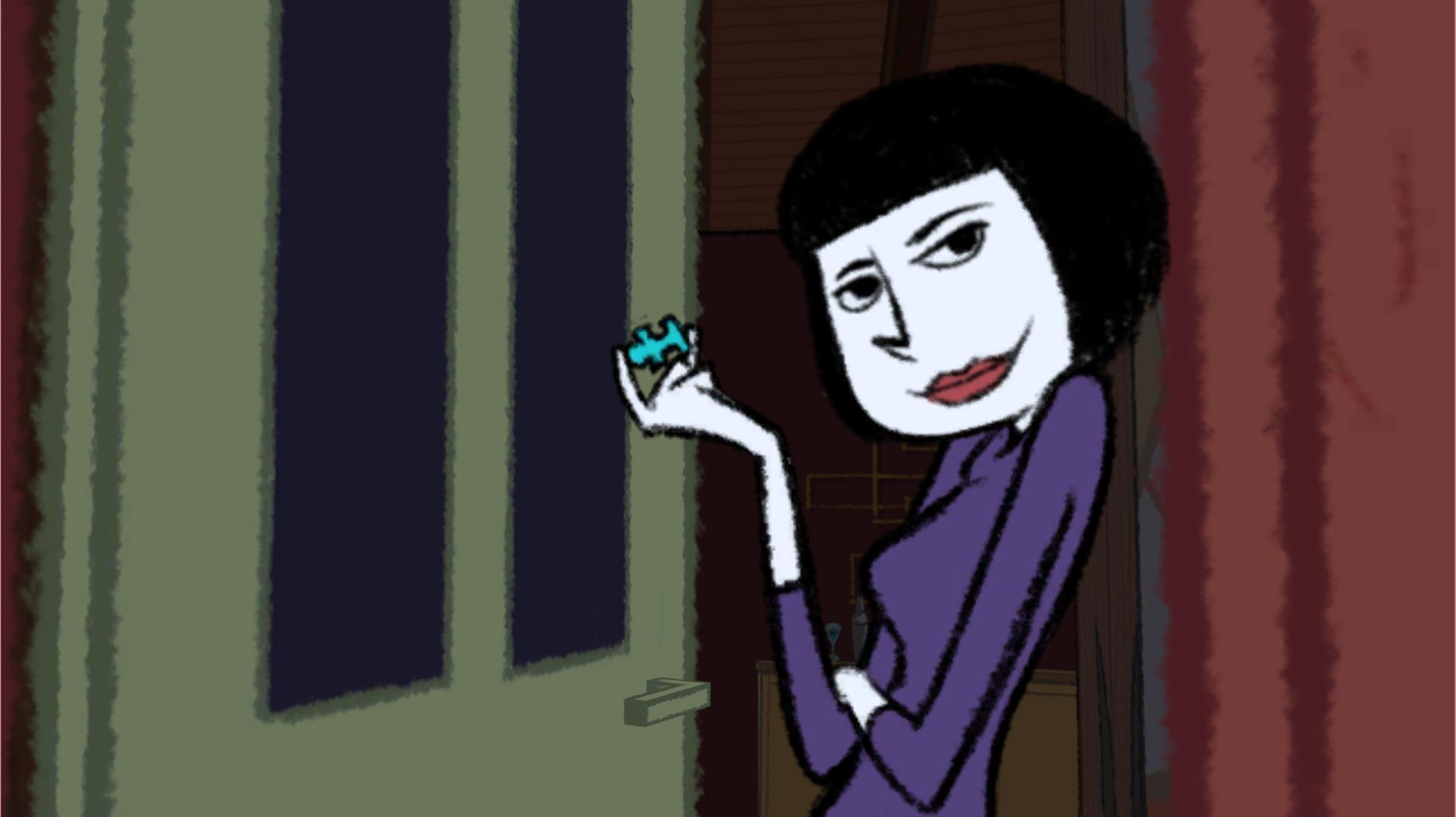 Puzzle Agent 2 screenshot