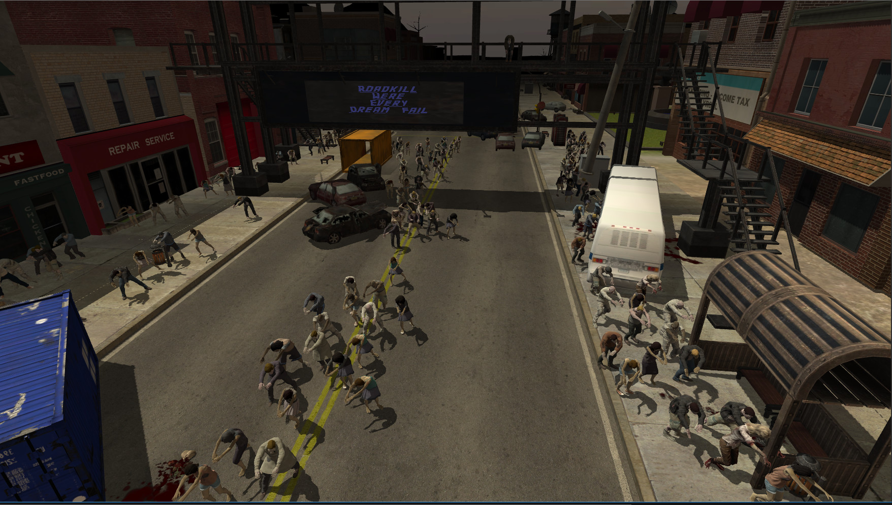 Fatal Hour: Roadkill screenshot