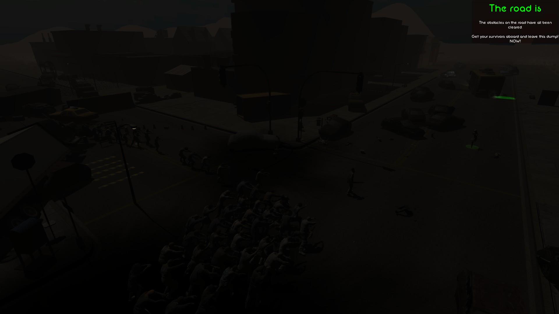 Fatal Hour: Roadkill screenshot