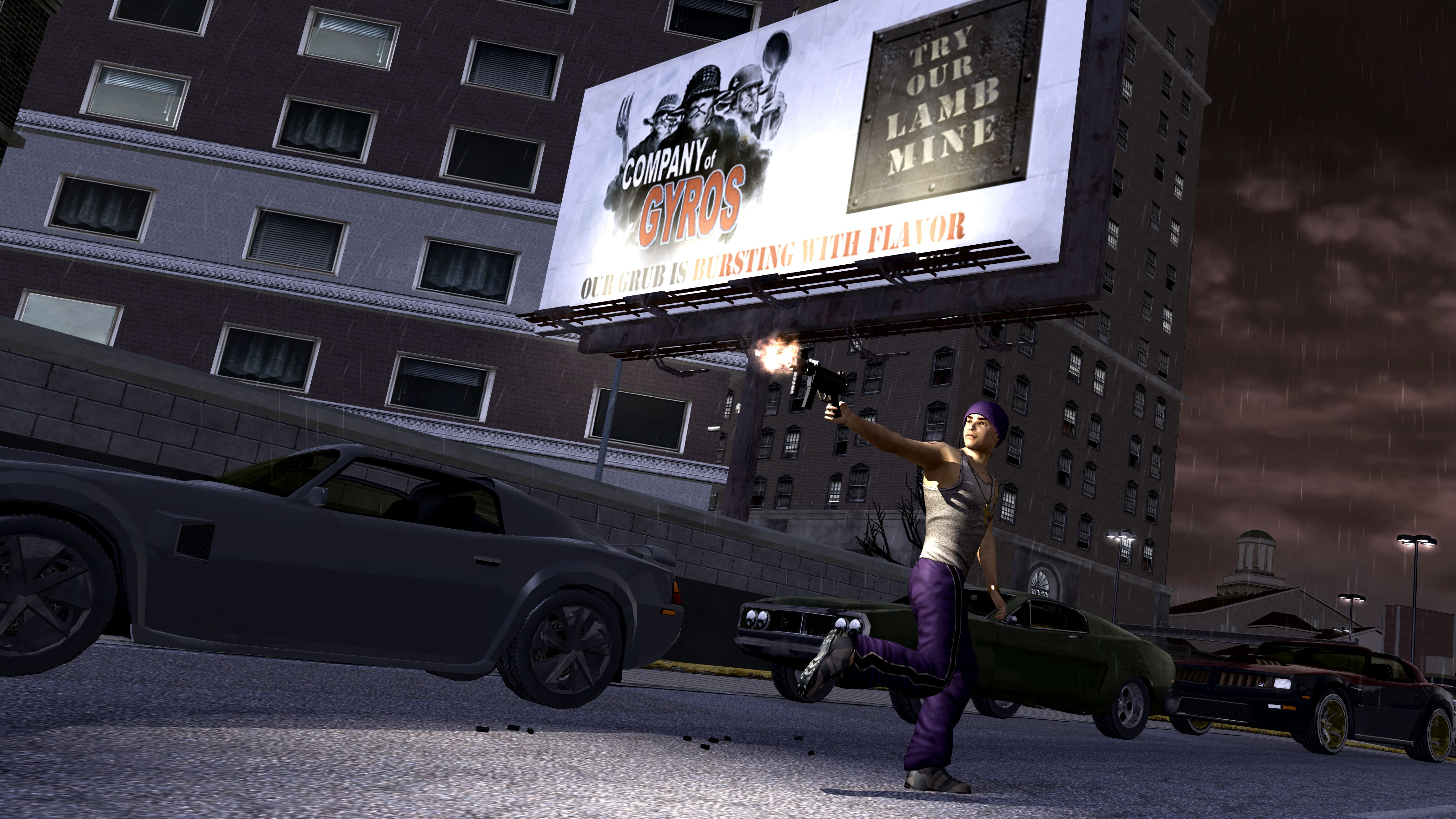 Saints Row 2 screenshot