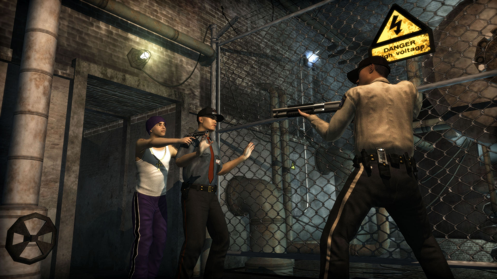 Saints Row 2 screenshot 1
