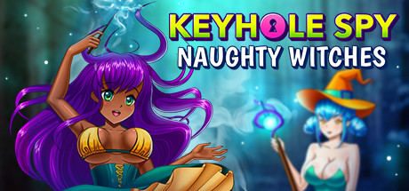 Keyhole Spy: Naughty Witches