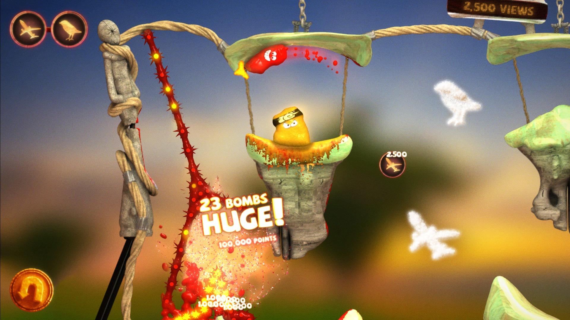 Super Splatters screenshot