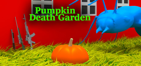Pumpkin Death Garden