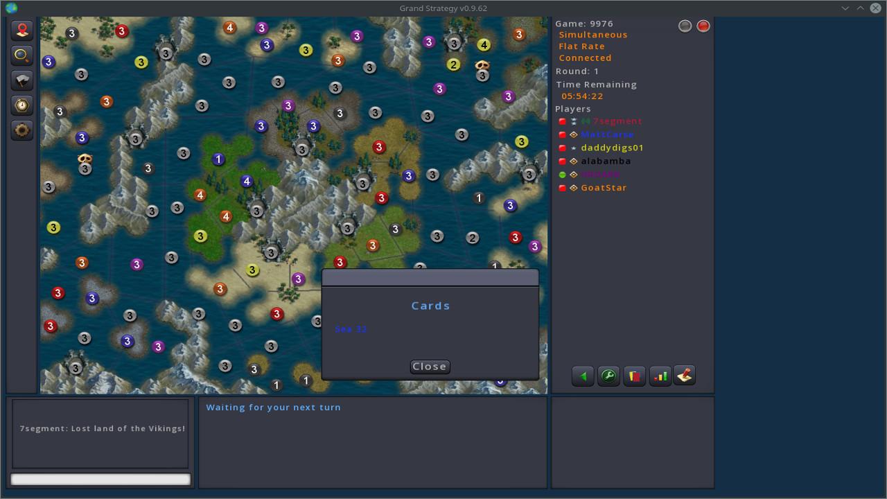 Grand Strategy screenshot