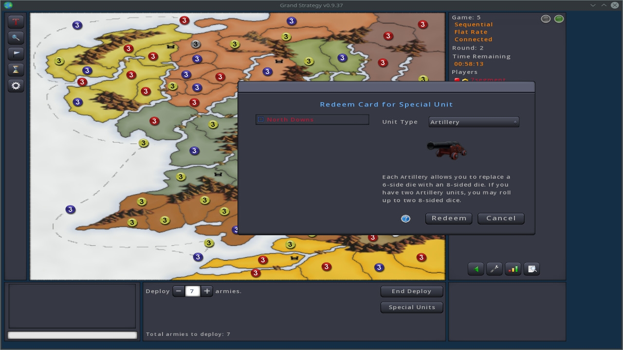 Grand Strategy screenshot