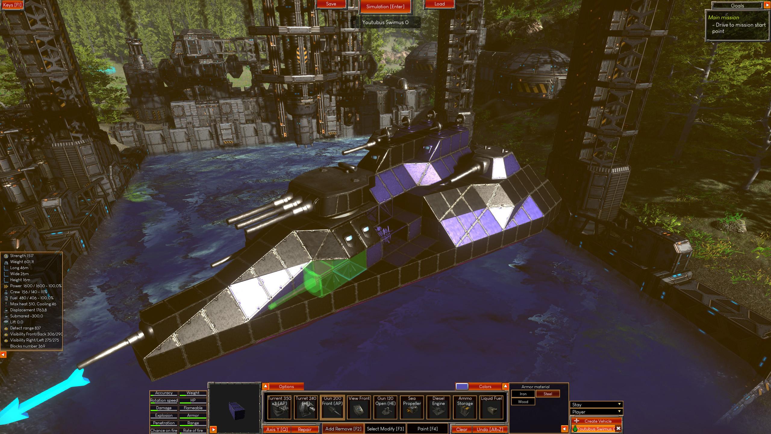 Dieselpunk Wars screenshot