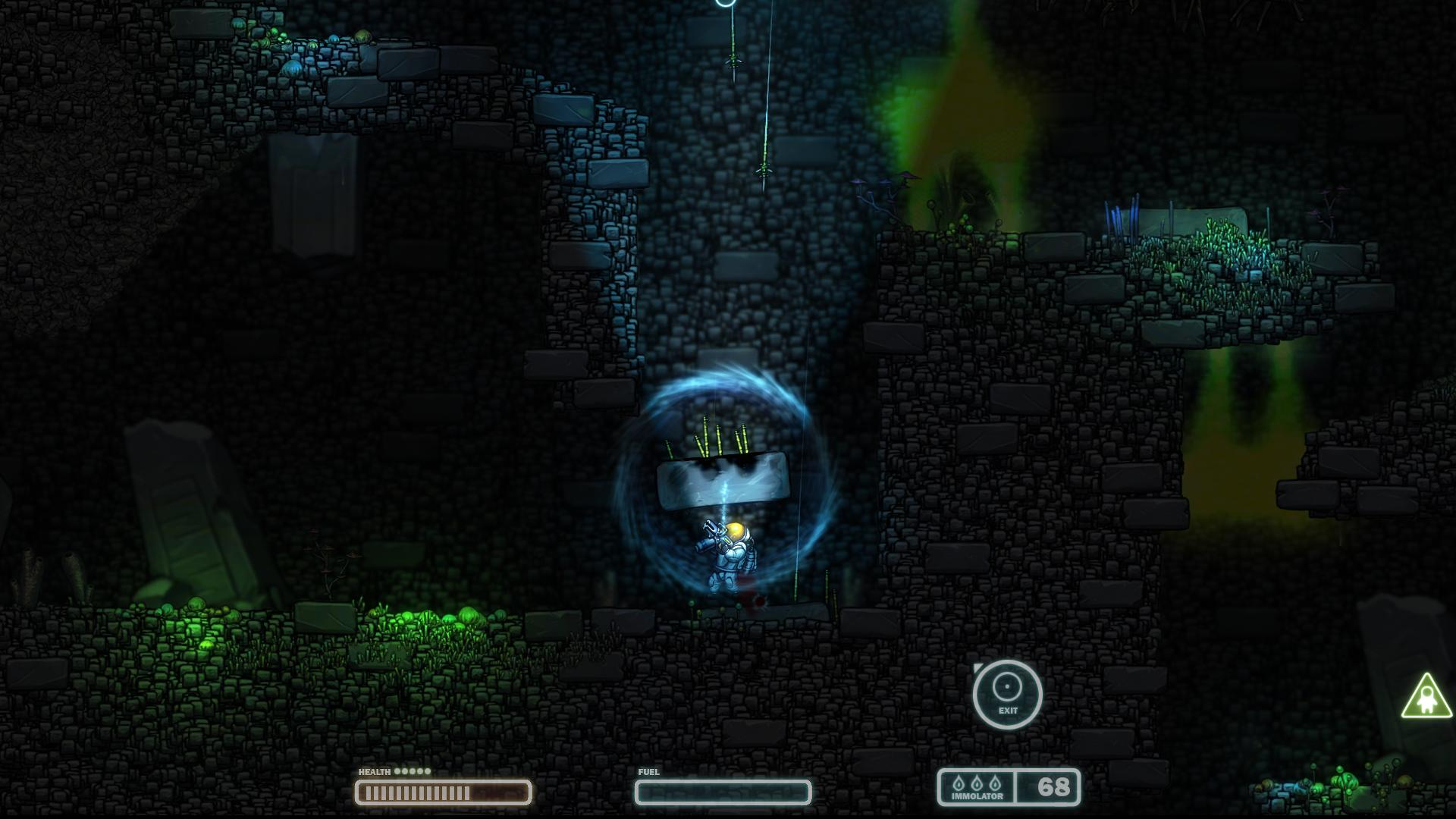 Capsized screenshot