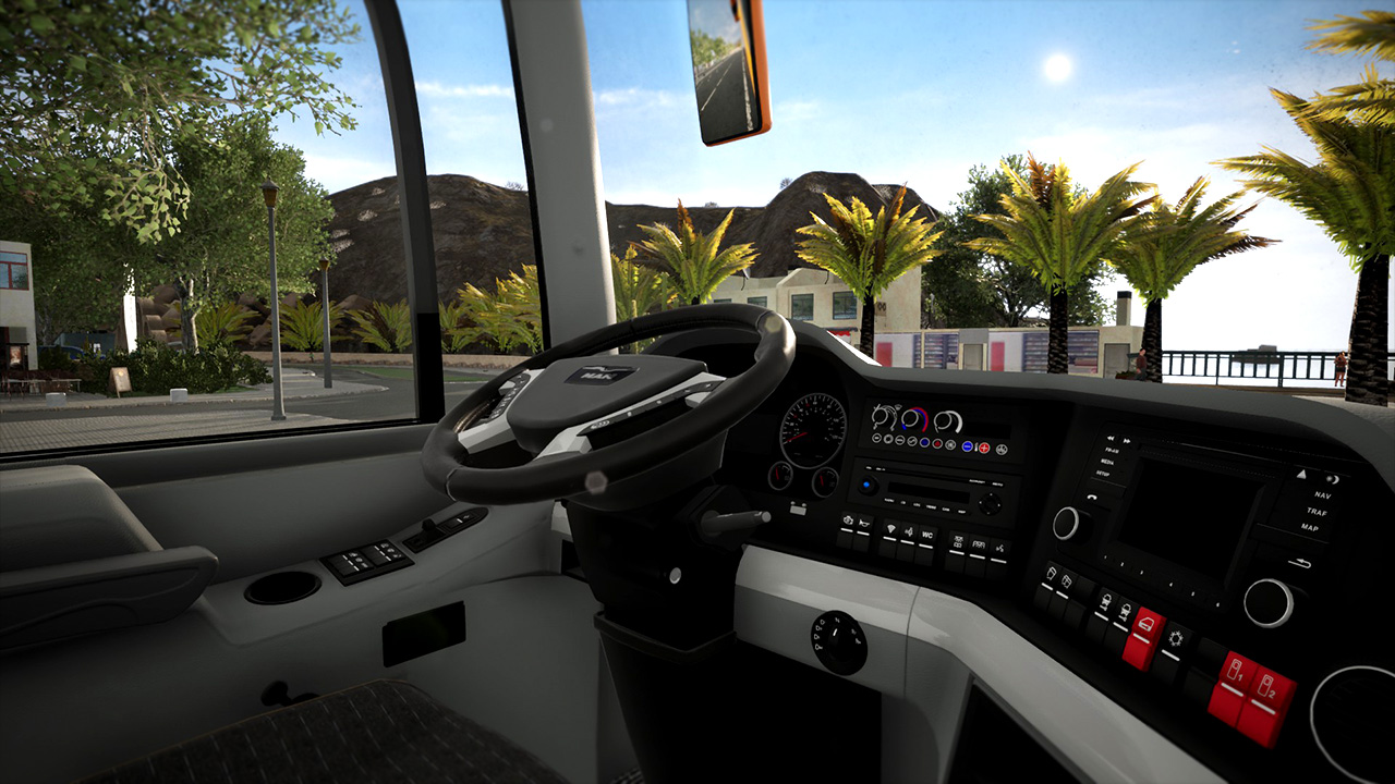Tourist Bus Simulator screenshot