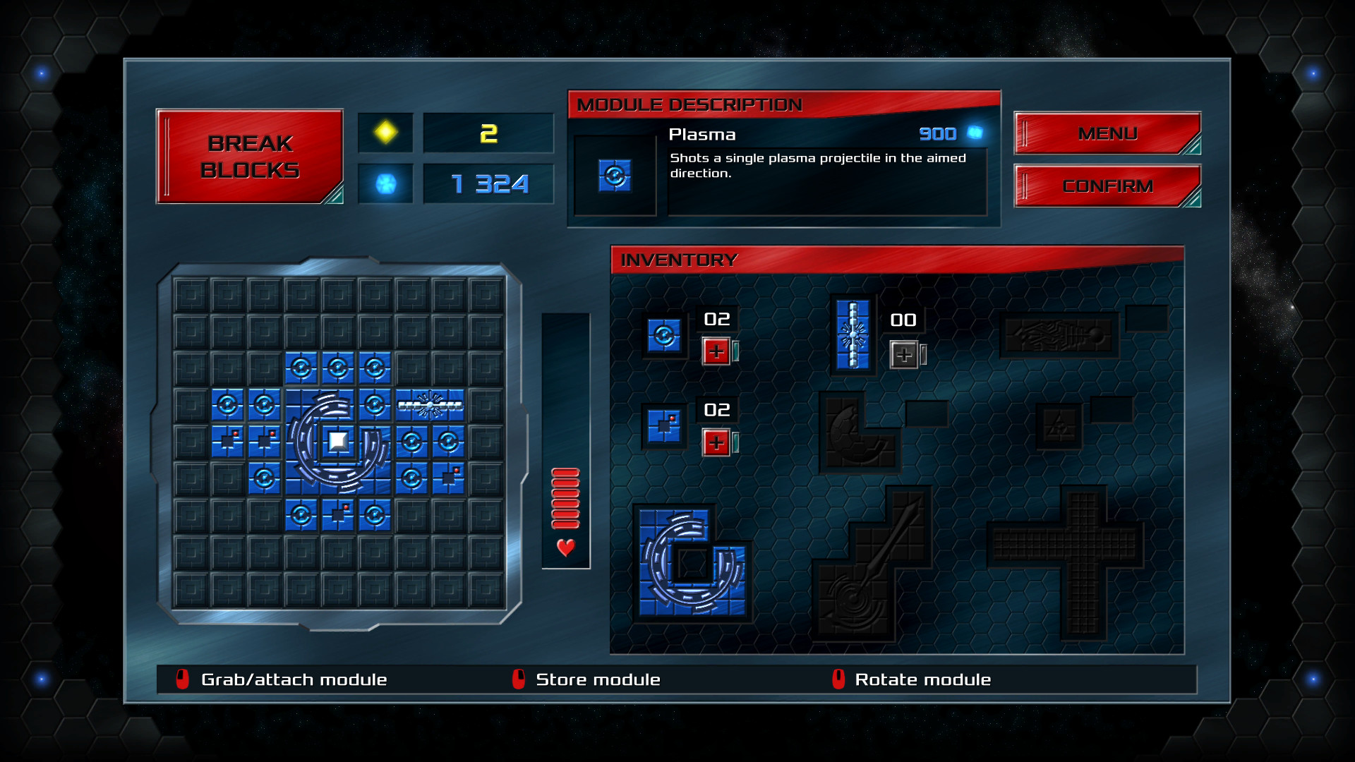 Cuboid Keeper screenshot