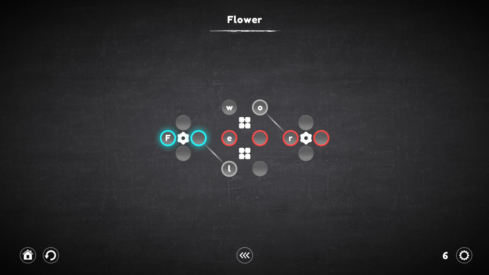 Blueprint Word: Classroom screenshot