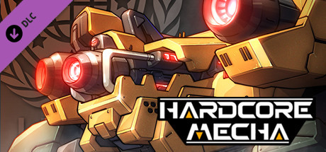 HARDCORE MECHA - Round Hammer Particle Cannon