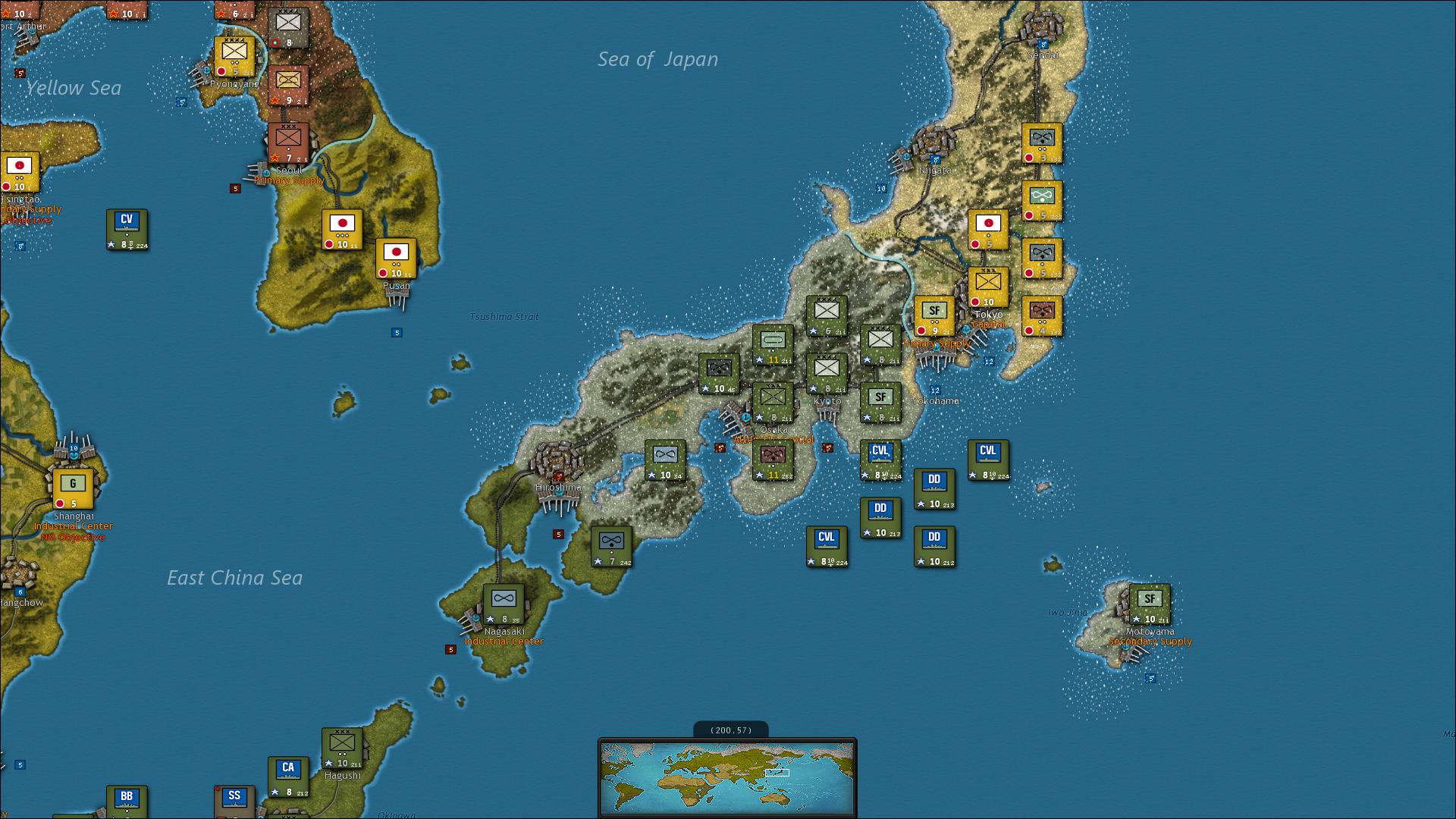 Strategic Command WWII: World at War screenshot