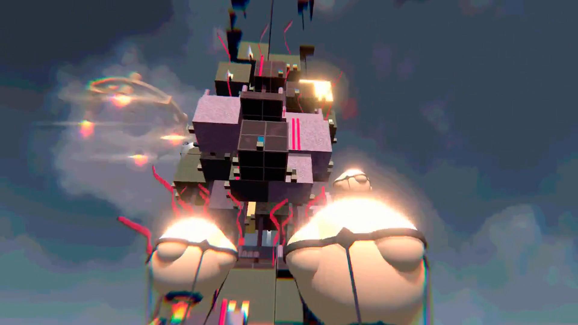 1001st Hyper Tower screenshot