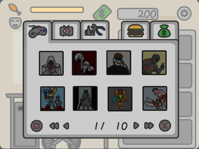 NEET simulator screenshot