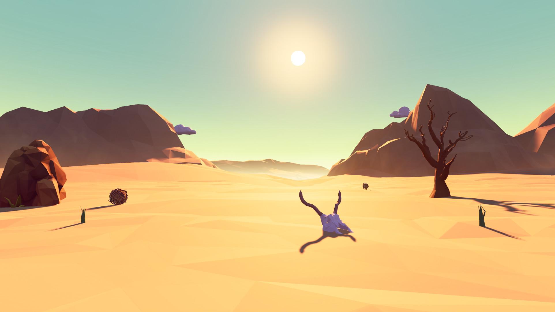 Self-knowledge VR screenshot