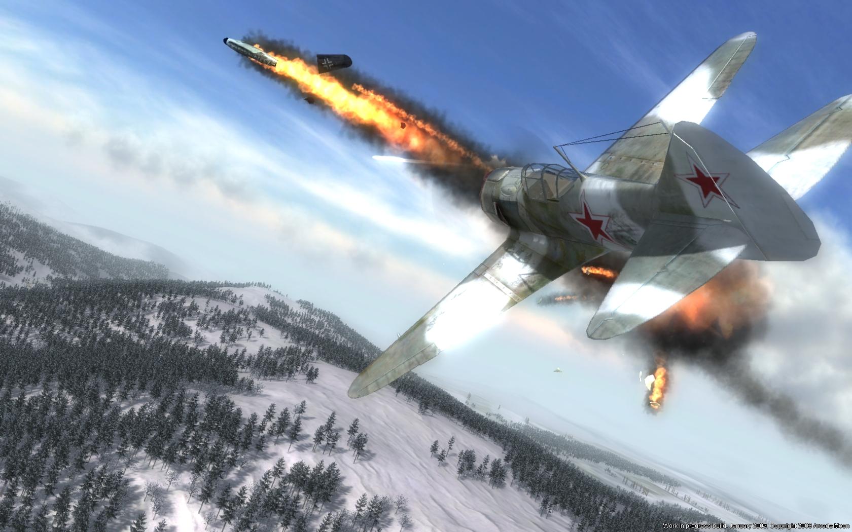 Air Conflicts: Secret Wars screenshot