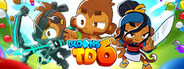 Logo for Bloons TD 6
