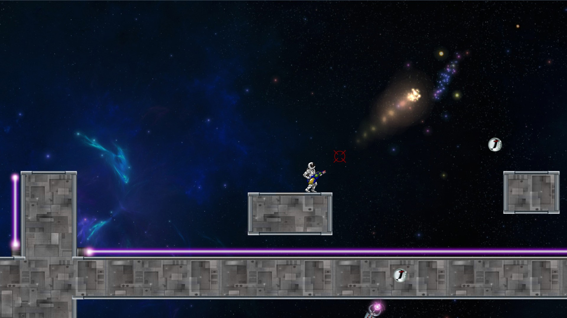 Defy Gravity Extended screenshot