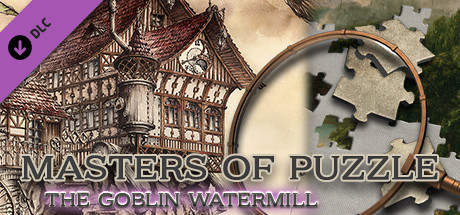 Masters of Puzzle - The Goblin Watermill