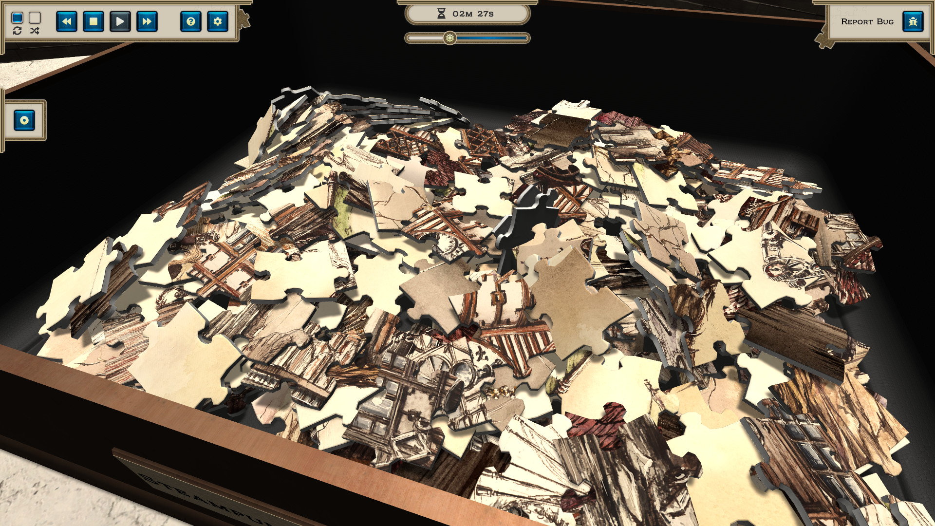 Masters of Puzzle - The Goblin Watermill screenshot