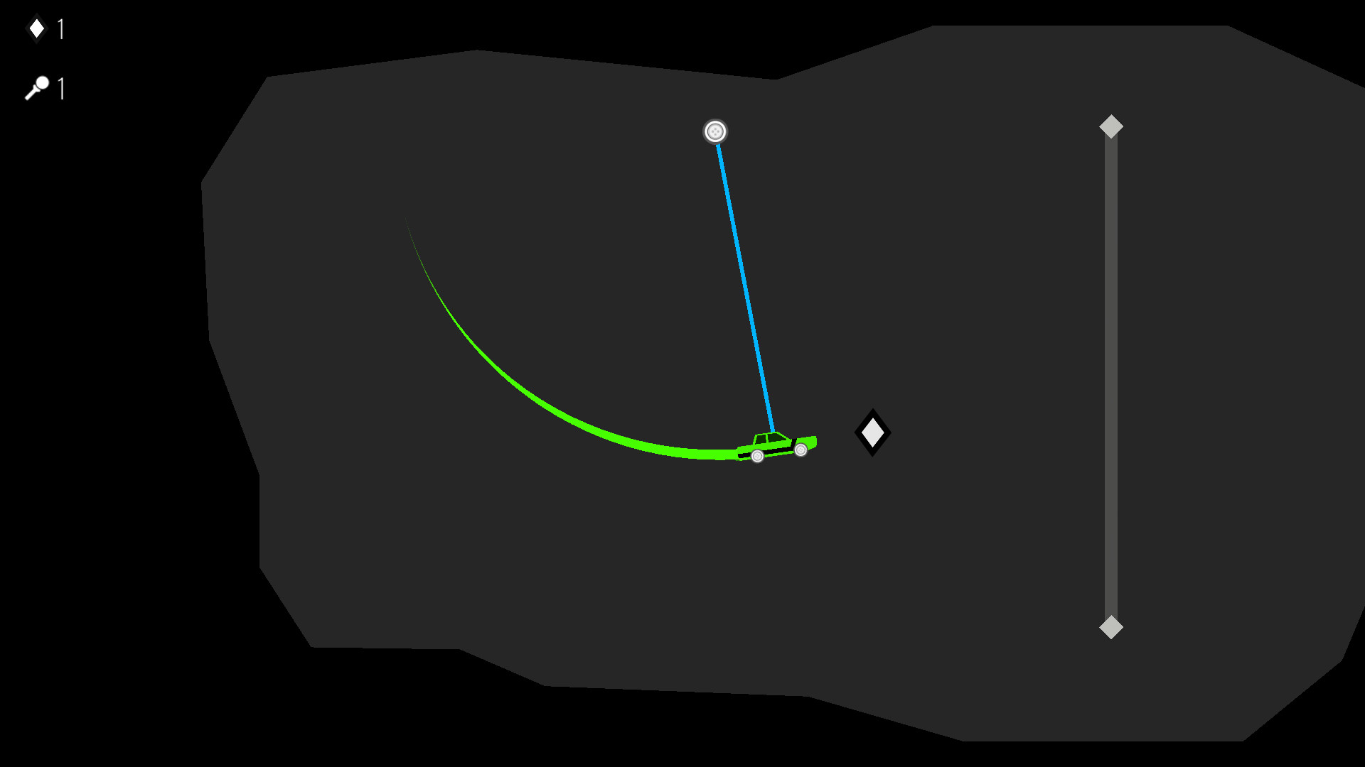 Rope Racer O'Neon screenshot
