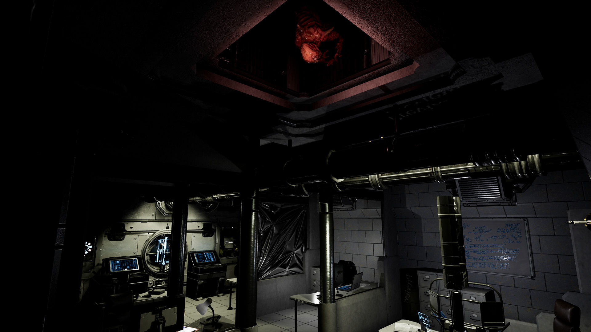 SCP: Blackout screenshot