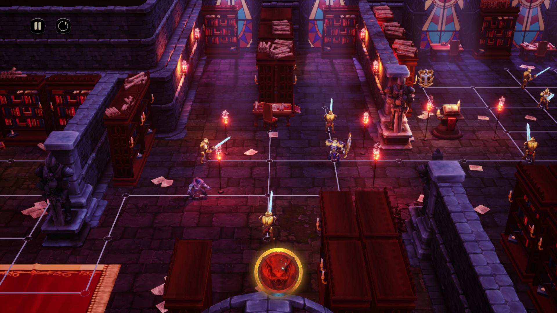 Akabeth Tactics screenshot