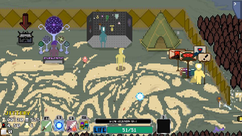 Whimsical Quest screenshot