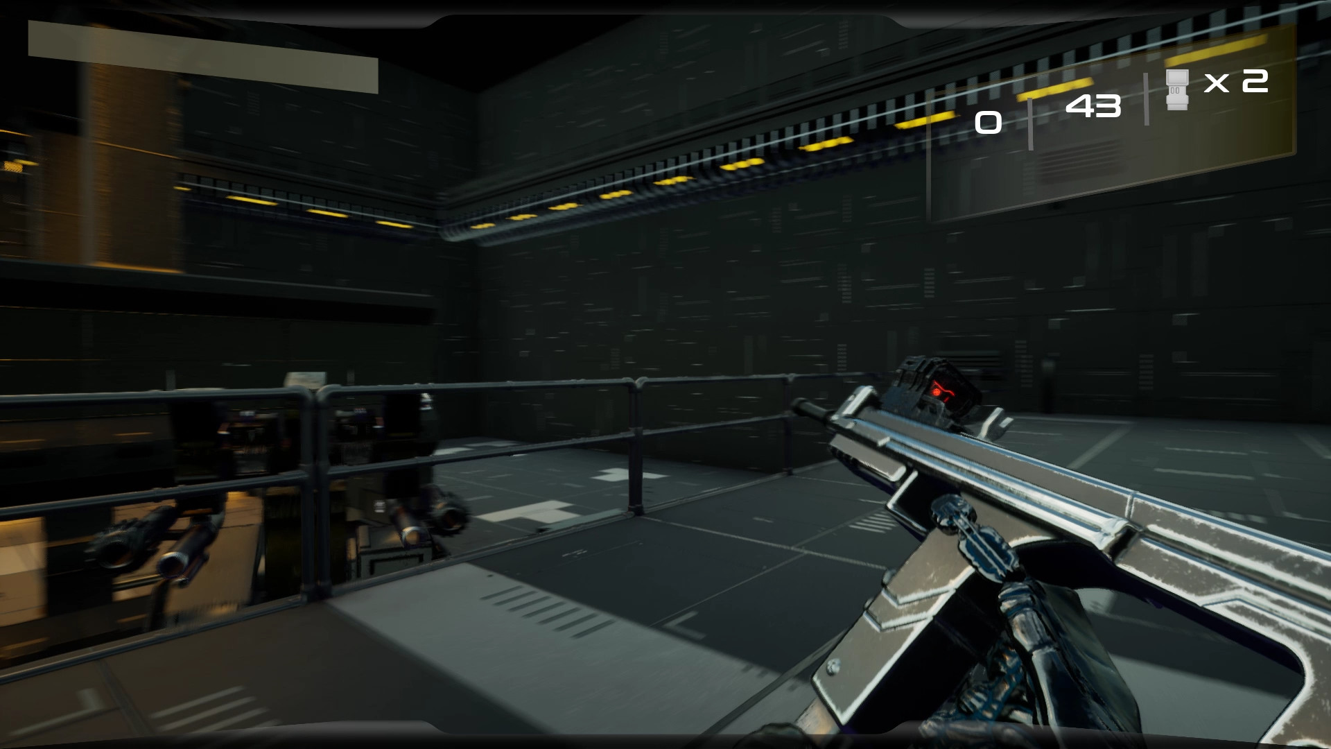 Atom-X screenshot