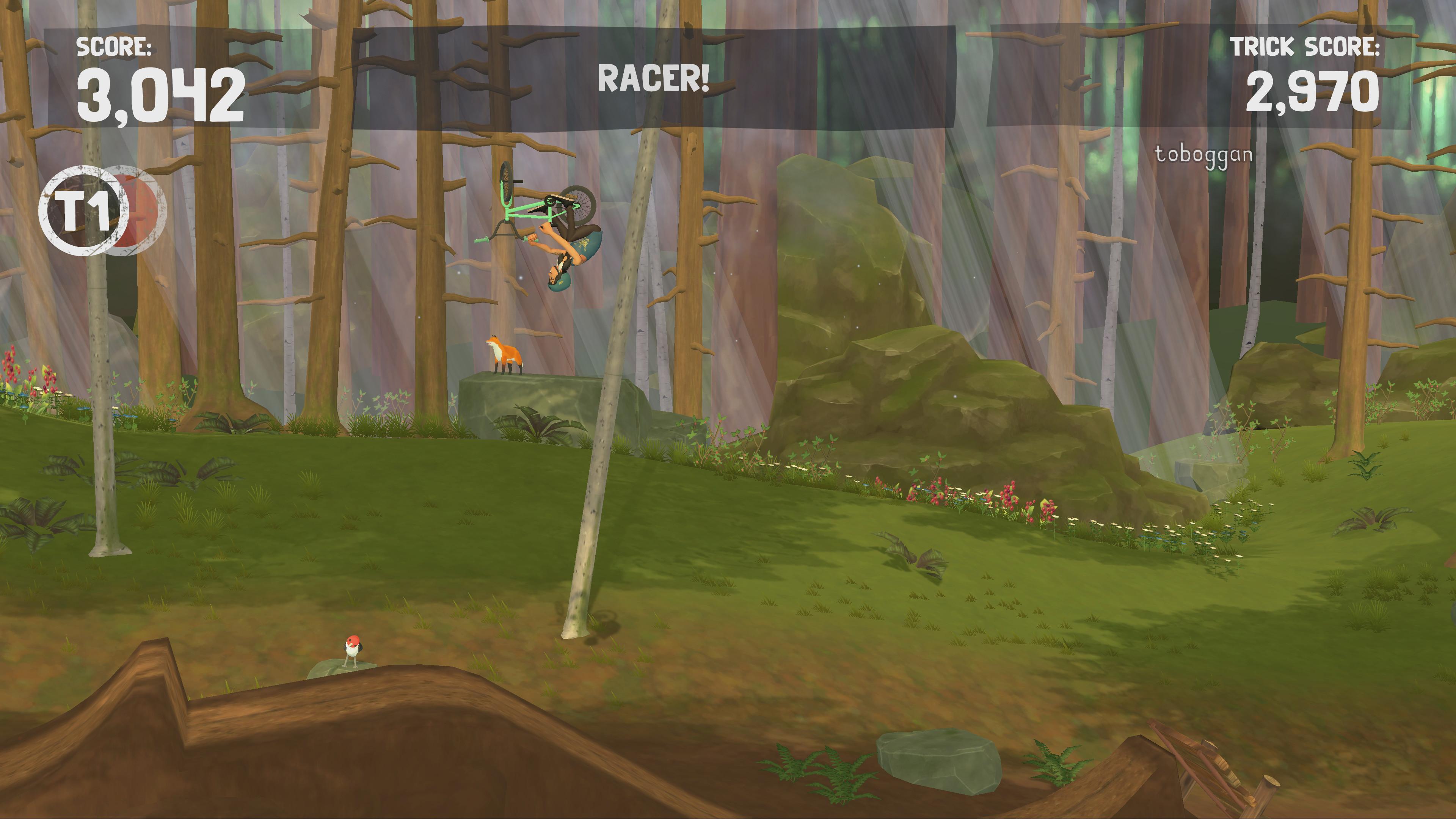 Pumped BMX Pro screenshot