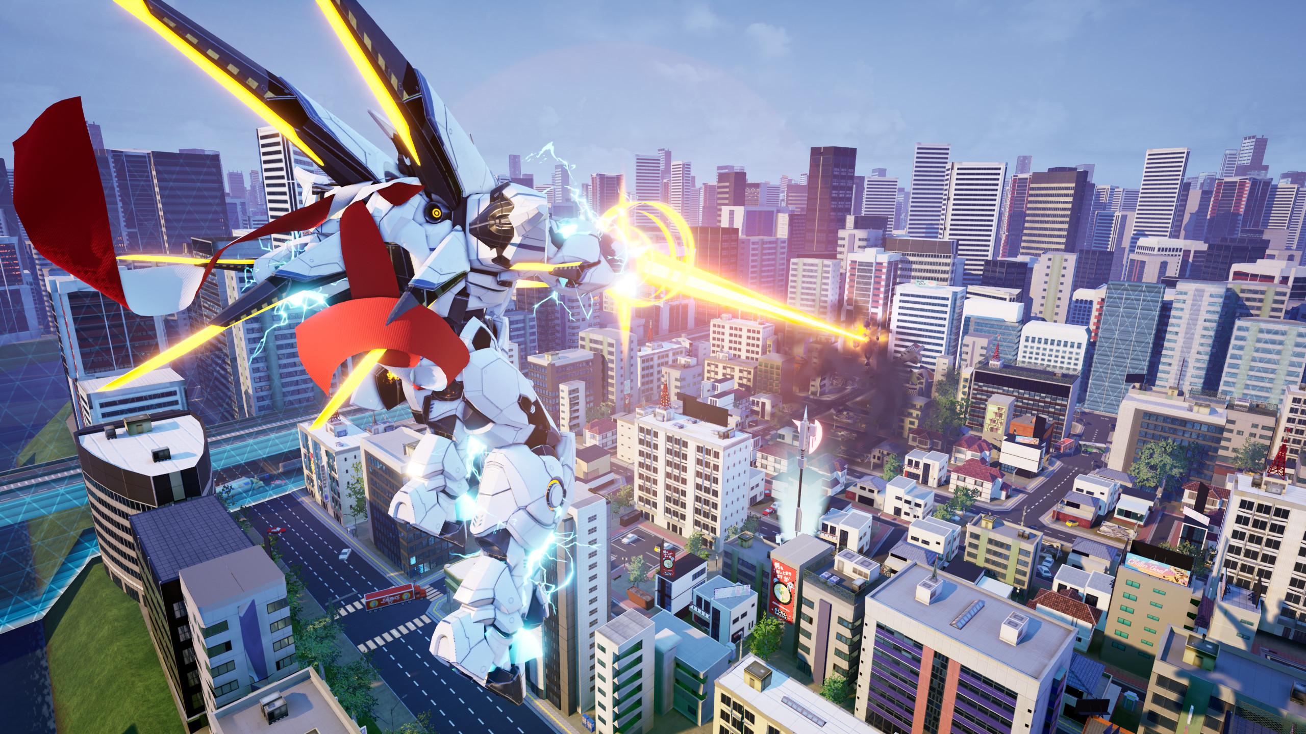 Override: Mech City Brawl - Mirai DLC screenshot
