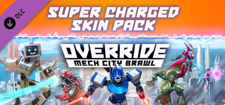 Override: Mech City Brawl - Super Charged Skin Pack DLC